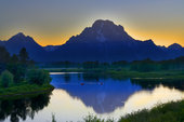 Oxbow Bend @ Tetons