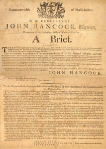 John Hancock Brief