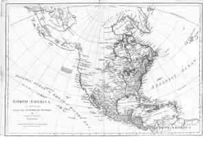1774 map of north america