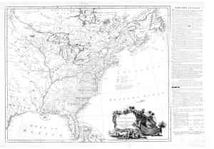 1783 map of the US